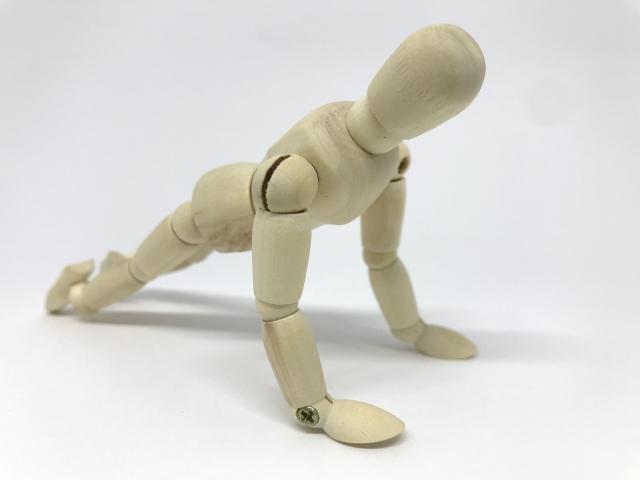 生活の中でシェイプアップ!物の配置を高くするだけで二の腕運動!
